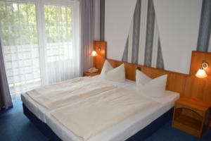 Hotelzimmer Hotel Waren Müritz Klink