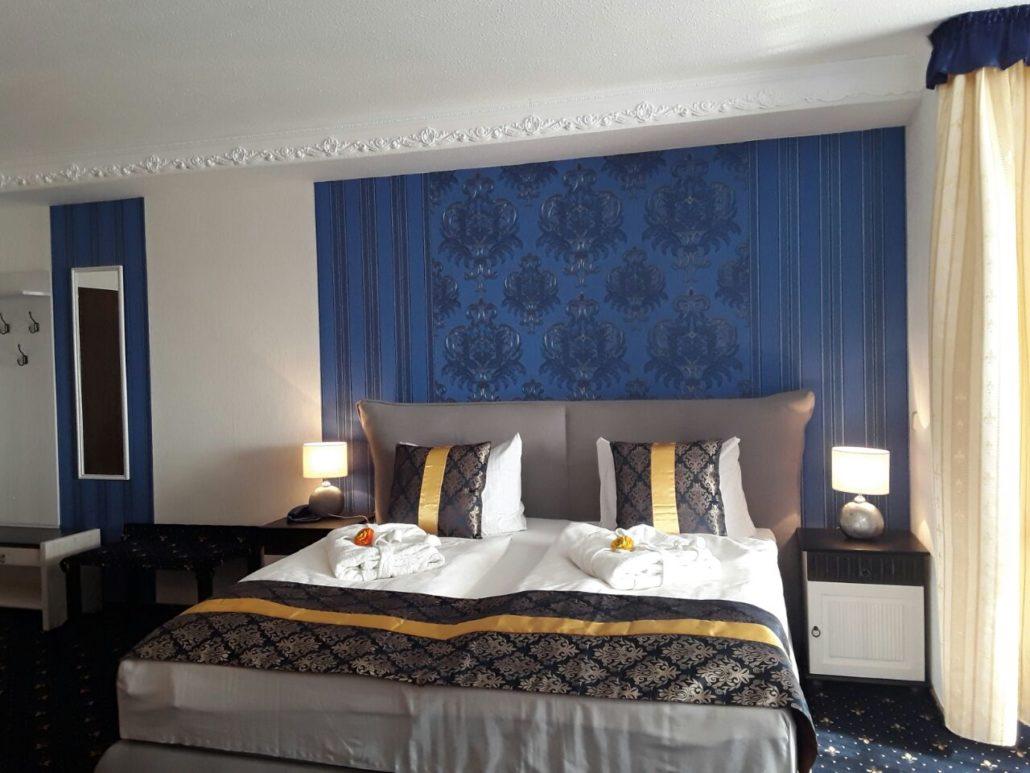 Hotelzimmer an der Müritz im Hotel Sembziner Hof