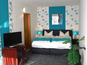Hotelzimmer Suite Hotel Waren Müritz Klink