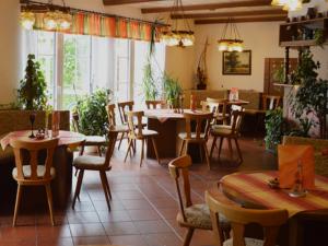 Restaurant Bauernstube Sembziner Hof Klink