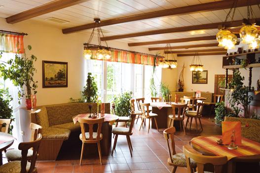 Bauernstube Hotel Sembziner Hof an der Müritz