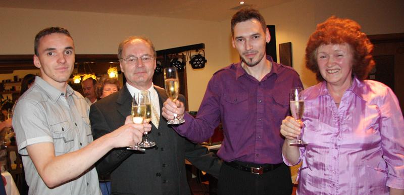 Familie Mucha - Gastgeber Hotel Sembziner Hof
