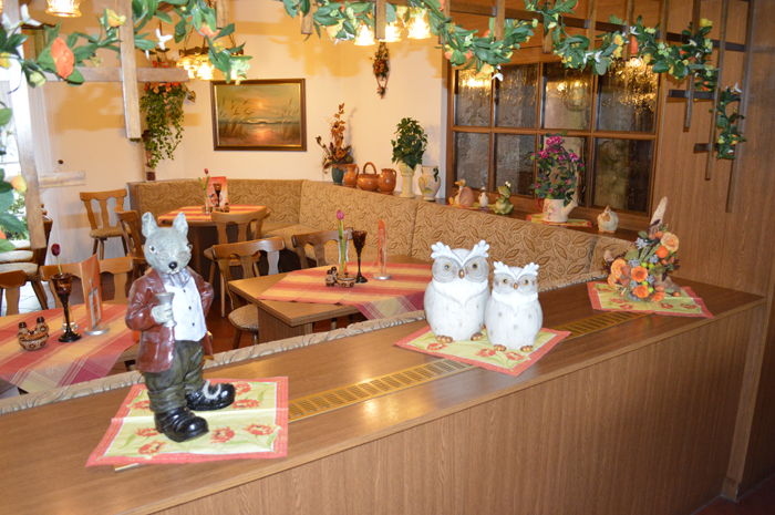 Bauernstube Restaurant Sembziner Hof