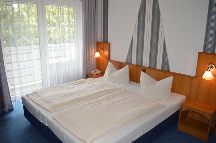 7 Übernachtungen zum Preis von 6 - Hotel an der Müritz