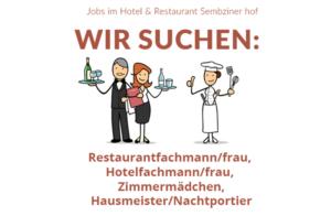 Jobs Gastronomie Hotel Sembziner Hof